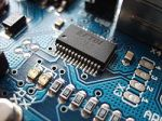 Electronic chip components
